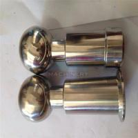 China Stainless Steel Bolted Type Spray Ball CIP Cleaning Ball wholesale