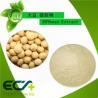 China Natural Organic Soy Milk Powder , Organic Soy Lecithin Granules Air Dried Anti Cancer wholesale