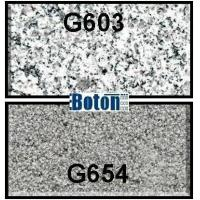 China G603 G654 Granite Floor Tile Building Stone Engineering Cons on sale