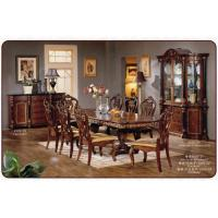 China Classical dining room furniture set wholesale