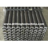 China Hydrological Threaded Drill Rod Steel 54mm OD With ISO 9001 Certification wholesale