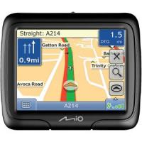 China 128MB 4GB Flash 3.5''sat nav with TFT color touch screen for Automotive wholesale