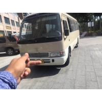 China 23 seats japan toyota coaster buses diesel  toyota  bus left hand drive wholesale