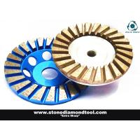 China Turbo Cup Grinding wheel for Marble wholesale