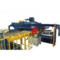 China Longer Life Time Fireproof MgO Board Making Machine with High Capacity and Low Cost on sale