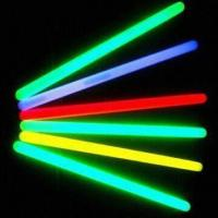 China Glow Sticks, Measures 5 x 200mm, Suitable for Vocal Concert, Party and Saloon wholesale