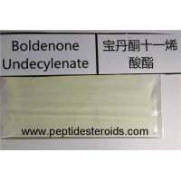 Buy cheap 13103-34-9 Boldenone Steroid , Undecylenate Equipoise Anabolic Steroids For Muscle Growth from wholesalers