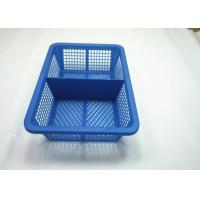 Sundries Classification Office Colored Plastic Baskets , Plastic Overlay Box Egg Incubator Hatchery