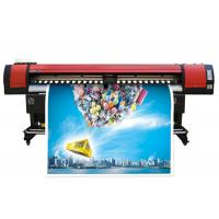 China CMYK 8.5 Feet Ultra Wide Eco Solvent Printing Machine Dx5 High Speed Printhead on sale