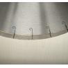 China 450mm 18 Inch Porcelian Ceramic Tile Saw Blades Silver Welded J Slot Diamond Tile Blade wholesale
