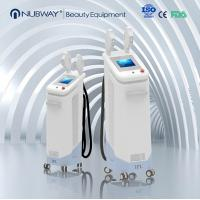 China Newest SHR / SSR ipl OPT hair removal machine for sale wholesale