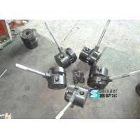 China Accurate Plastic Extrusion Screen Changer Manual Screen Changer Extruder wholesale
