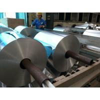 China 7 Micron Thickness Industrial Aluminum Foil Kichen Use Alloy 3102 wholesale
