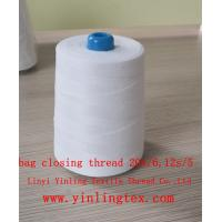China Hot sale 100% Spun Polyester Bag Closing Sewing Thread Manufacturer in China wholesale