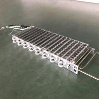 China Finned Type Evaporator With Aluminum Material Tube And Fin For Refrigeration Equipment wholesale