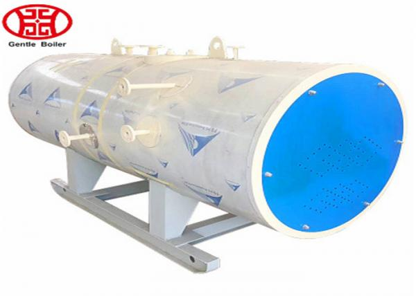 Quality 100 - 500 Kg Capacity Electric Steam Boiler , Fire Tube Electrical Steam Generator for sale