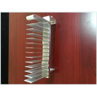 China 6063 T5/T6 Extruded Aluminum Profiles Heatsink For Water Cooler / Electronic Radiator wholesale