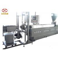 China TPU TPE TPR EVA Underwater Plastic Granules Manufacturing Machine Low Noise wholesale