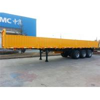 China 48 ft truck trailer long vehicle flat bed trailer for sale - CIMC on sale