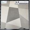 China 600x600mm Inkjet Ceramic Tile In Bathroom , Custom Made Grey Ceramic Floor Tile wholesale