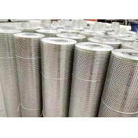 Buy cheap Noise Control SS316L Decorative Perforated Sheet Metal In 1*20m Roll from wholesalers