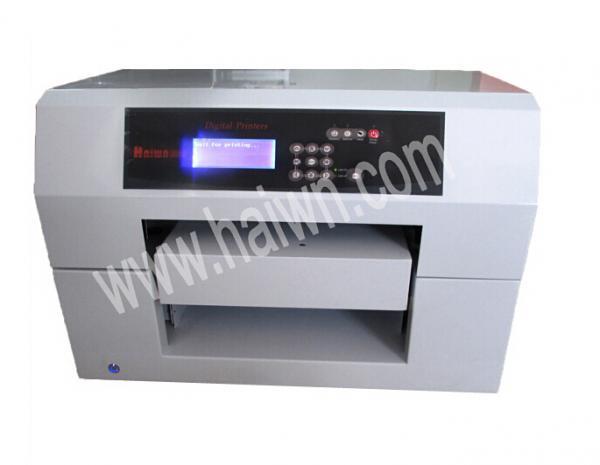Quality UV LED printer machine Timely delivery cheap car DVD CD printer machine Haiwn MINI3 for sale