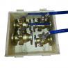 China Aluminum Bronze Ball Valve, Full Bore, Flanged, 150# RF wholesale