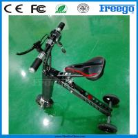 China Fast Road Legal Green Transportation Three Wheel Electric Scooter wholesale