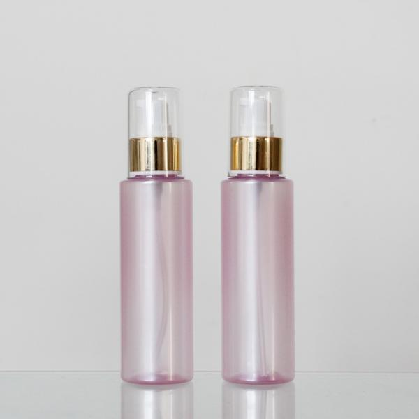 Quality 120ml Perfume For Woman Original Plastic Pink Color  Cosmetic Bottle for sale