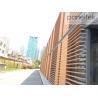 China Ventilated Facade Ceramic Tile Facade Cladding For Building Exterior Wall wholesale