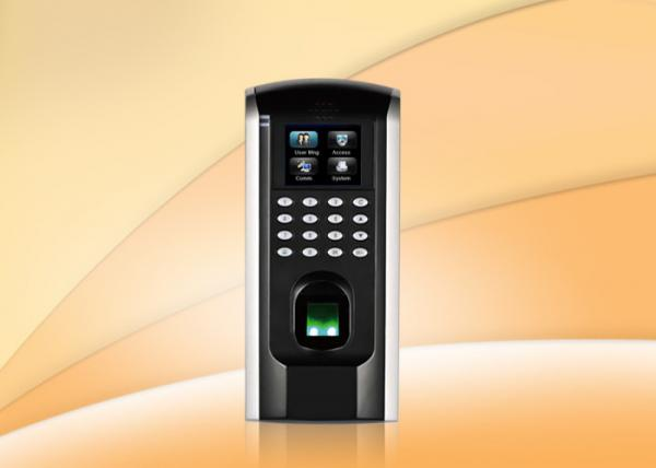Quality 2 inch TFT Fingerprint Access Control System And time attendance device with keypad for sale