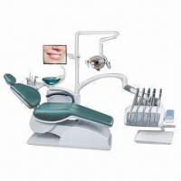 China Dental Chair with CE, Motor Control System and Lock-end Function wholesale