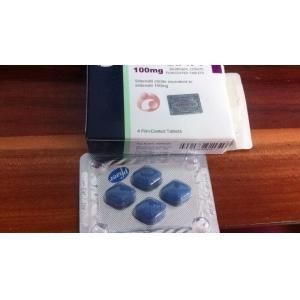 Pfizer Viagra Blue Pill