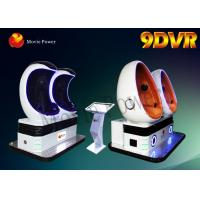 China No Need Screen 9D Theatre Exclusive Dynamic Electric System Vr wholesale