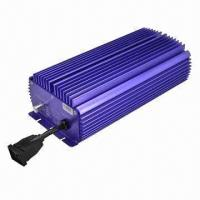China Indoor Garden Hydroponics 1000W Electronic Ballast for HPS/MH Lamps, without Fan wholesale
