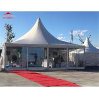 China Outdoor Flame Retardant Pagoda Party Tent For Commercial Activity wholesale