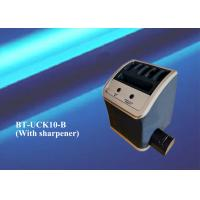 China Germicidal UV Knife Block With Built In Electric Sharpener 192(L)*188(W)*245(H) mm wholesale
