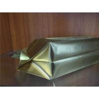 China Waterproof Custom Foil Coffee Bags With Valve QS / FDA Certificated on sale