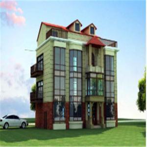 China Luxury Light Steel Structure Villa Light steel villa wholesale