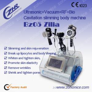 China Vacuum Bipolar Rf sound Fat Burning Machine For Facial / Body Treatment wholesale