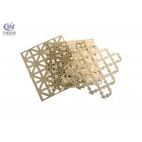 China Curtain Wall Mesh Decorative Perforated Metal View Building Decoration wholesale