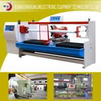 China KL-1300 Automatic Leather Strap / BOPP Tape Cutting Machine Convenient Operation wholesale