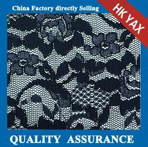 High quality lace fabric jacquard china wholesale lace fabric fashion