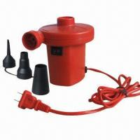 China UL 110V AC Electric Air Pump, Quickly Inflates and Deflates All Large Volume Inflatables on sale