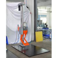 China ISTA 1A 2A Package Drop Test Machine 85kg Payload with Base Size 100 x 150 cm wholesale