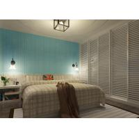 China Waterproof Home Decoration Wallpaper , Removable Vinyl Contemporary Wall Coverings wholesale