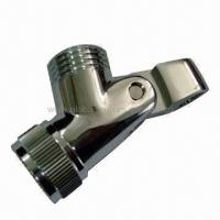 China Swiveling Hand Shower Bracket, Shower Hose and Fittings, Shower Swivel Joint Elbow on sale