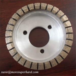 China Metal bond diamond grinding wheel on sale