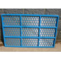 Frame Type Oil Vibrating Self Cleaning Screen Mesh Used In Drilling Operation