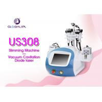 China Body Slimming Non Invasive Lipo Machine / Diode Laser Rf Slimming Machine wholesale